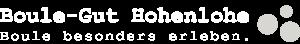 Boule-Gut Hohenlohe